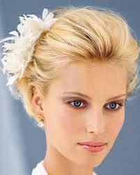 peinados de cabello corto para novias - Buscar con Google