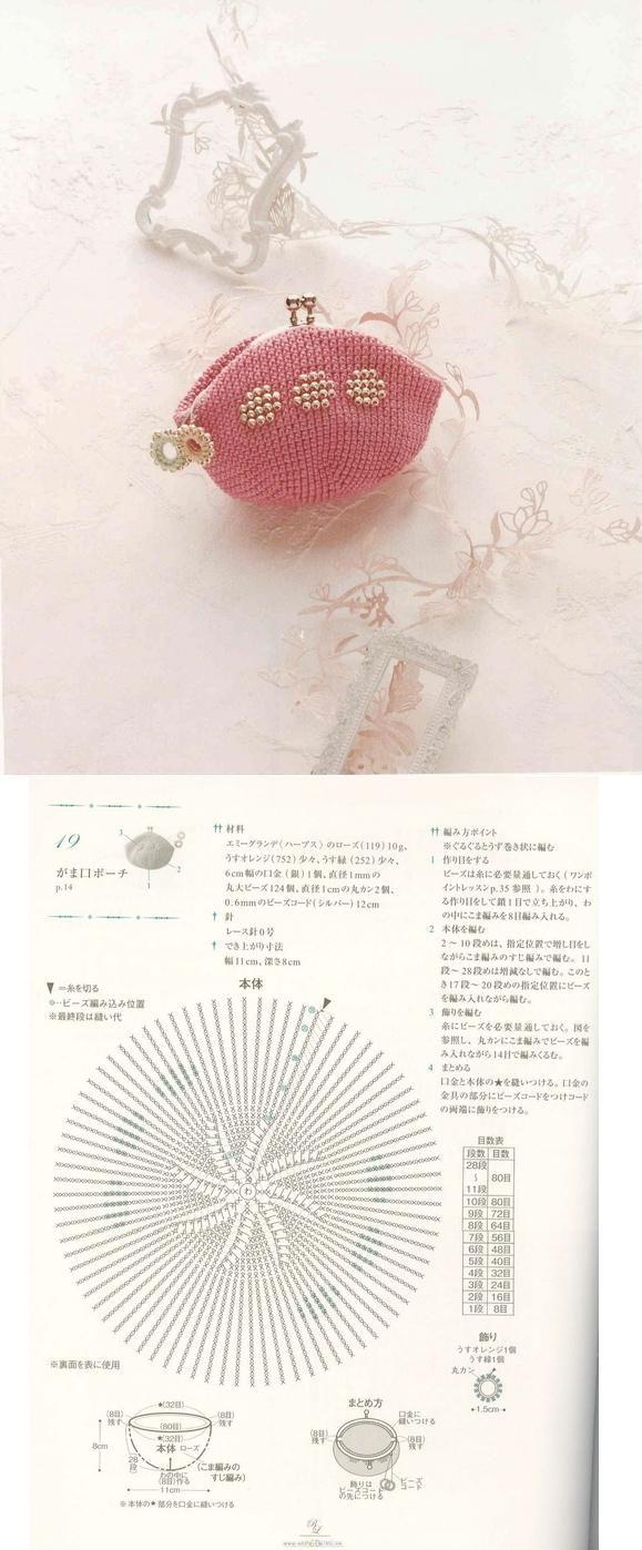 Monedero crochet DIY