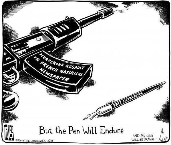http://www.elle.fr/Societe/News/Charlie-Hebdo-les-illustrateurs-du-monde-entier-rendent-hommage-au-journal/Tom-Toles-illustrateur-americain