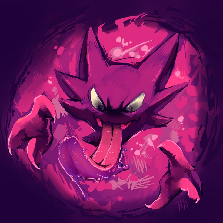Haunter - Pokemon