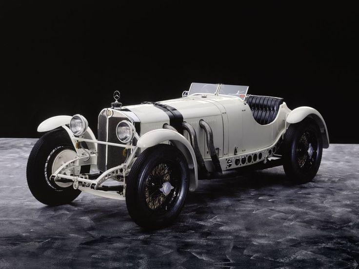 1928 mercedes benz ssk