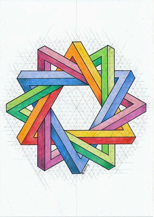 Triángulos imposibles