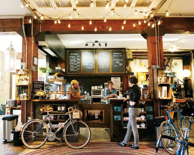 Gravel & Grind: A coffee/bike shop in Frederick, Maryland | Washingtonian