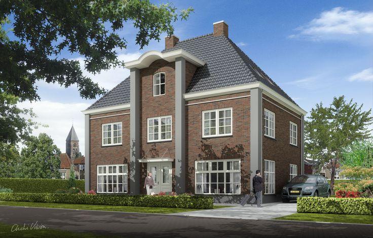 17 best images about ontwerpen on pinterest models mont blanc and de stijl - Entree eigentijds huis ...