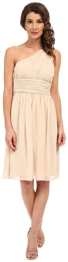 Donna Morgan Rhea One Shoulder Dress