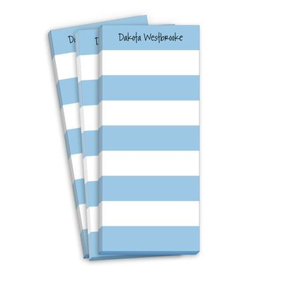 Blue Stripe Skinnie Notepads: Purple Stripes, Stripes Skinny, Skinnie Notepads, Catalog, Blue Stripes, Stripes Skinnie, View, Products, Skinny Notepad