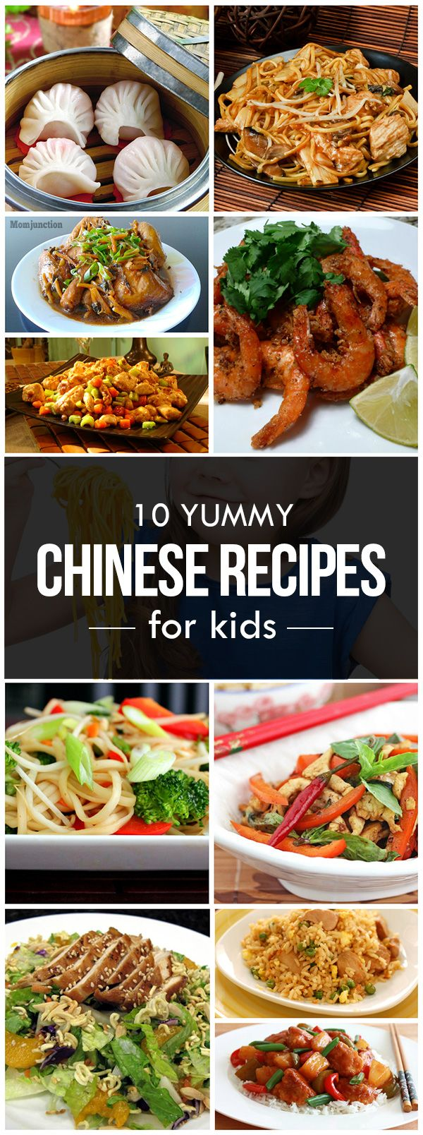 10 Yummy Chinese Recipes For Kids: Today we have come up with ten delicious Chinese recipes that you can prepare in less than an hour. These recipes will surely make your fussy kid drool!
