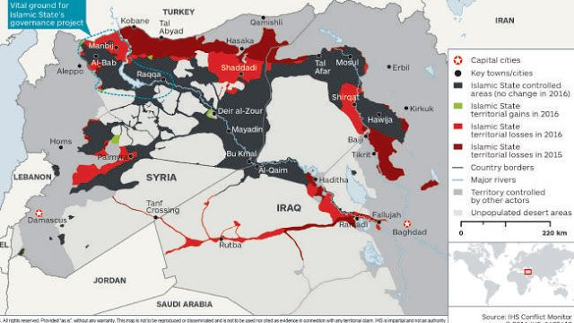 ARCHIVE - IISCA: RAND report: Rolling Back the Islamic State