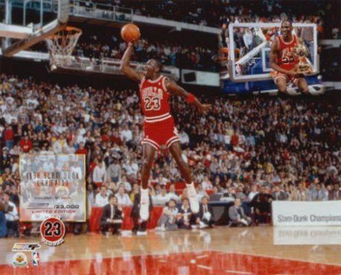 Michael Jordan Pictures: Slam