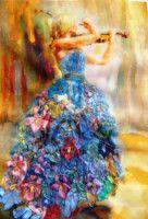 Gallery.ru / Фото #13 - Вышивка лентами-2014 - sharonova