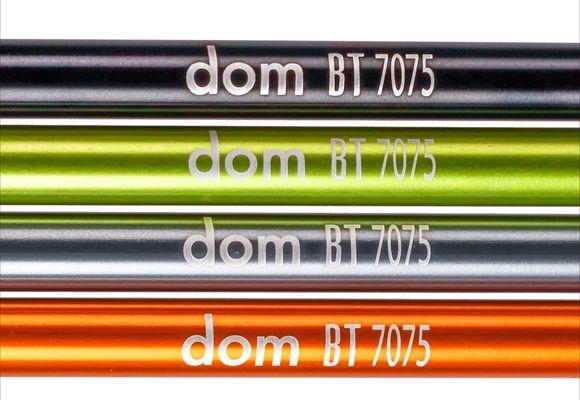 DoM Dodi 7075 alu bike polo mallet