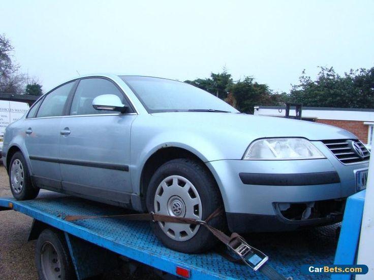 2004 Volkswagen Passat S TDI - Spares or Repairs #vwvolkswagen #passatstdi #forsale #unitedkingdom