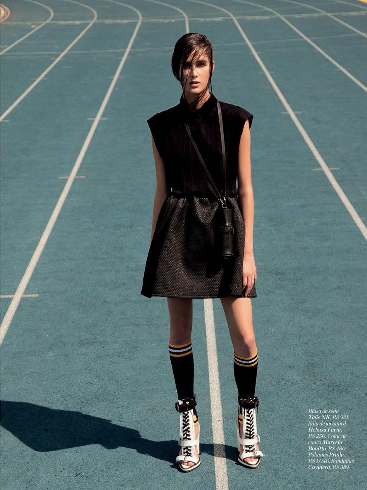 visual optimism; fashion editorials, shows, campaigns & more!: jogo certo: alexia bellini by tiago molinos for marie claire brasil may 2014