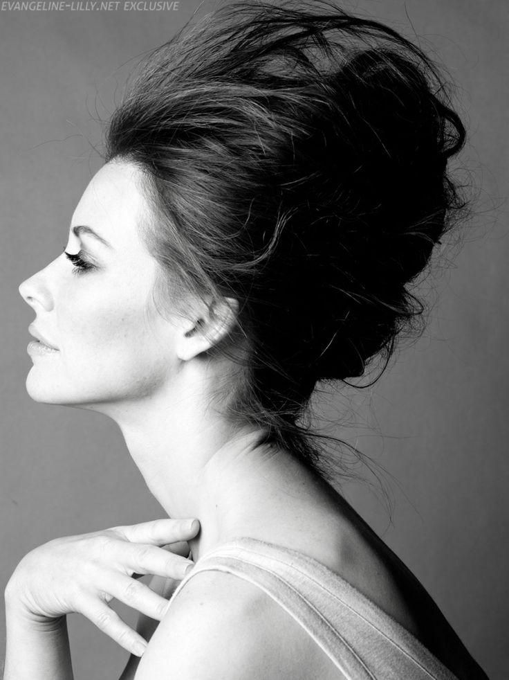 Evangeline Lilly.