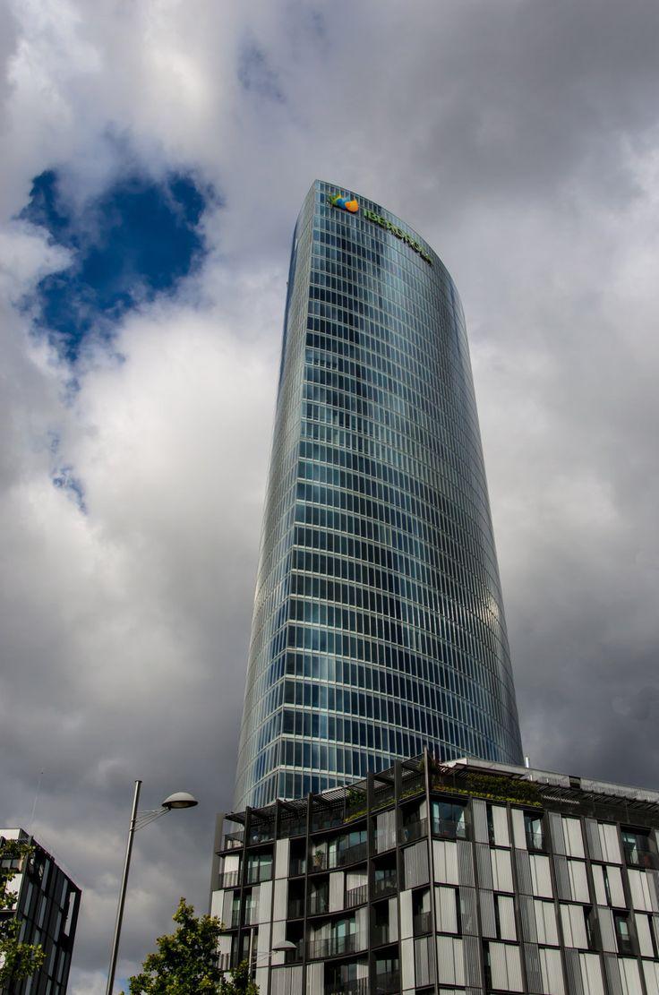 Oficina iberdrola bilbao free torre iberdrola descubre en for Oficina iberdrola madrid