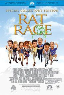 Rat Race ..... really silly and funny.... the Barbie museum and the Hitler scenes .... well and the obsessive gambler scenes are really funny.