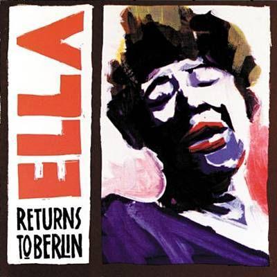 Cheek To Cheek - Ella Fitzgerald