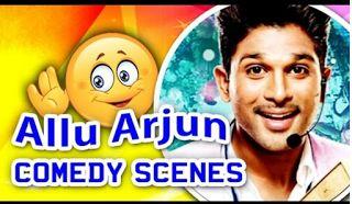 Allu Arjun's Unseen Comedy Scenes *HD* iMasti - Nepali Movies, Hindi Movies - Your Stop For Masti