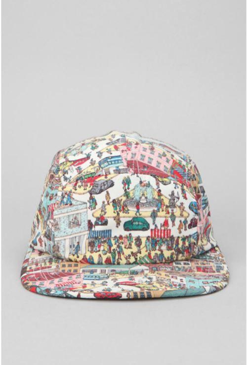 Where's Waldo Hat [SOURCE]