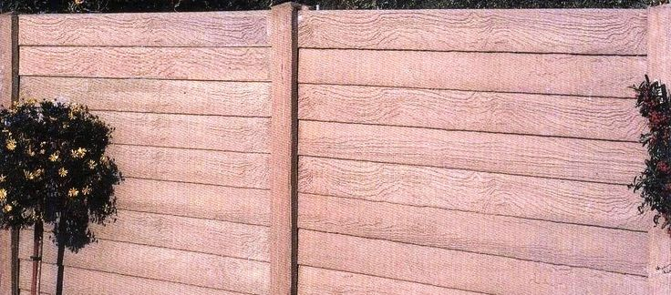 16 Best Fencing And Boundary Walls Images On Pinterest