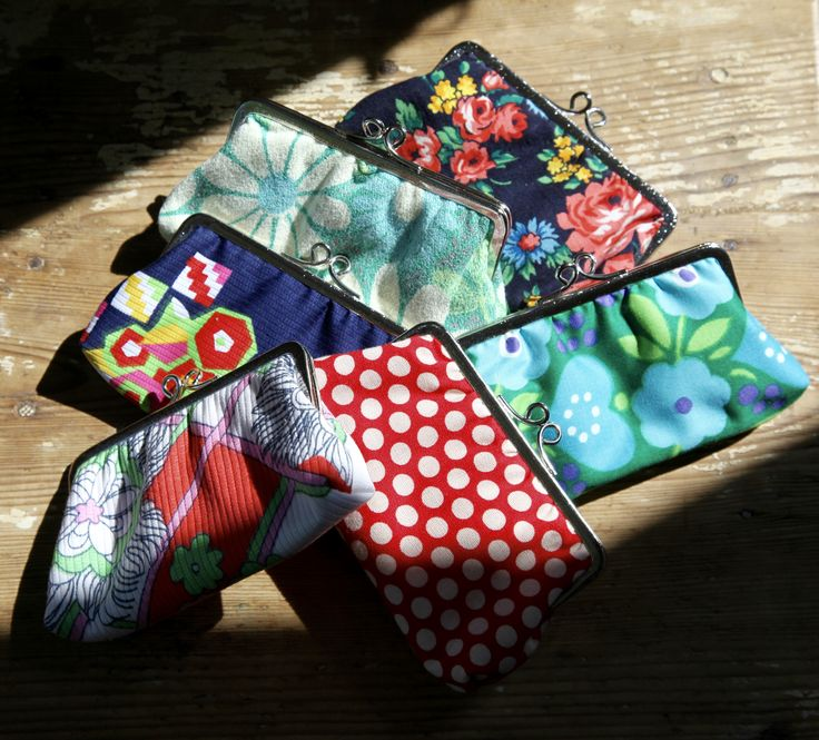 Purses vintage textile