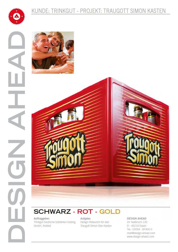Packaging Design Traugott Simon Bierkasten