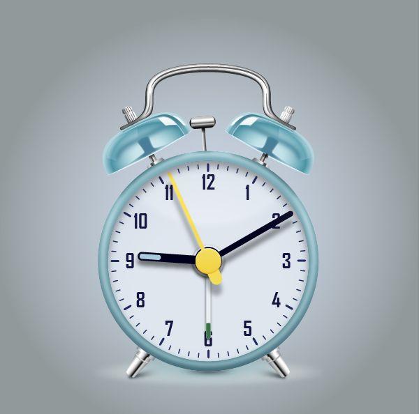 Illustrator Tutorial: Create an Alarm Clock   vectorcove.com    #illustrator #tutorial