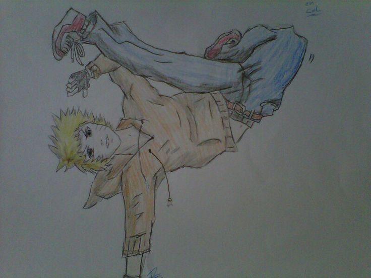Naruto freeze