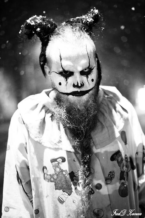 Photography - Community - Google+ Don't be afraid of the Clown.