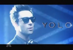 "SNL Digital Short: ""YOLO"" Featuring Adam Levine and Andy Samberg (VIDEO)"