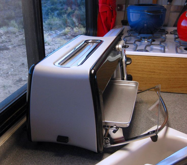 Mini Toaster For Camper ~ Toastation rv pinterest toaster slice of bread and