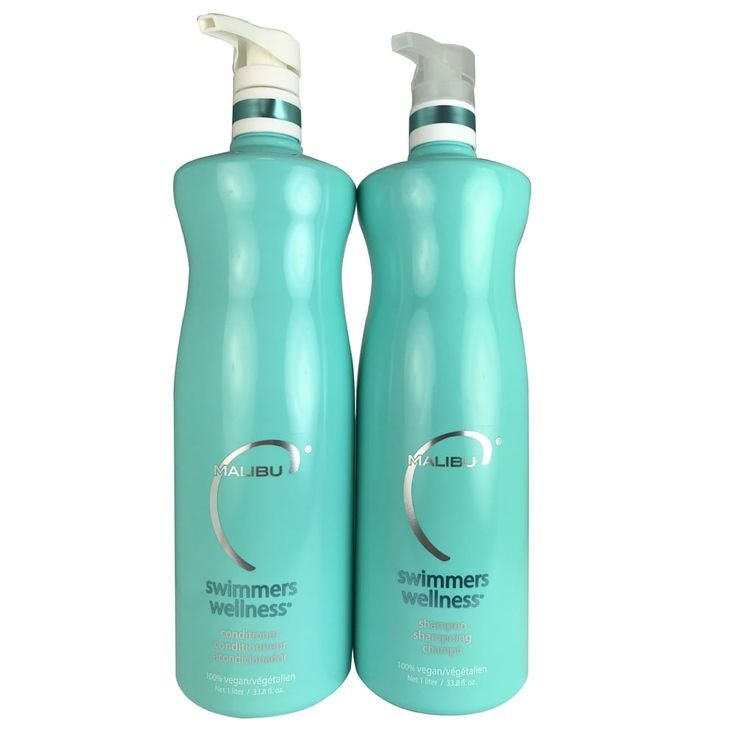 Malibu C Swimmers Wellness 33.8-ounce Shampoo & Conditioner