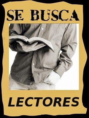 Se busca lectores http://relatosjamascontados.blogspot.com.es/2013/09/se-busca-lectores.html
