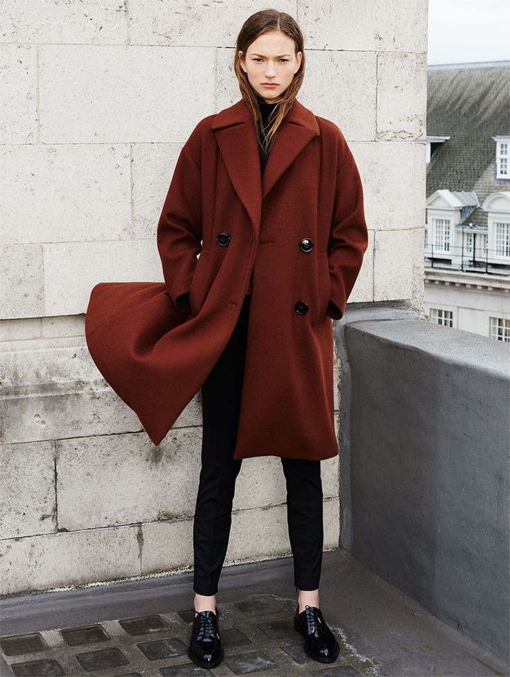 ZARA - #zaraeditorials - THE COAT EDIT | WOMAN