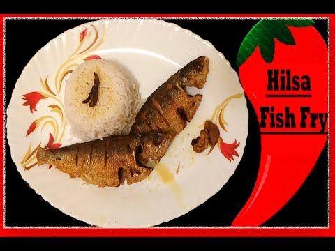 Ilish Maach Bhaja // Hilsa Fish Fry//Hilsa RECIPES//=RCC38