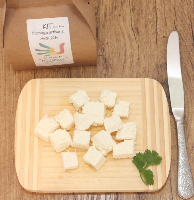 Marginale et heureuse a essayé notre kit Mozzarella et paneer U MAIN ! Découvrez son expérience ainsi que deux recettes succulentes à fabriquer avec tes fromages maison. Bon appétit !