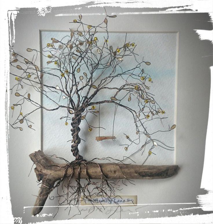Wire Art: 'Memory Lane'