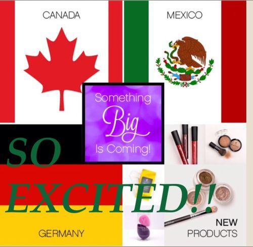 Youniqie se establecen para su lanzamiento en México - Si a usted le gustaría trabajar desde casa horas para adaptarse a jugar con maquillaje tomas selfies y pasar tiempo de los sitios de medios sociales - Entonces esto es para ti - Haga clic en el enlace y se une a mis https equipo muy exitosas: www.youniqueproducts.com/DawnLPugh/business/presenterinfo#.VM9totUgiiw