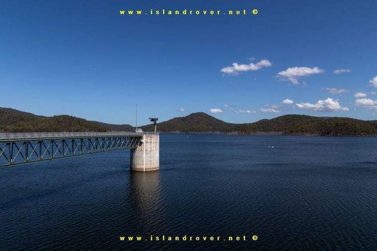 Hinze Dam, Advancetown, Queensland, Australia