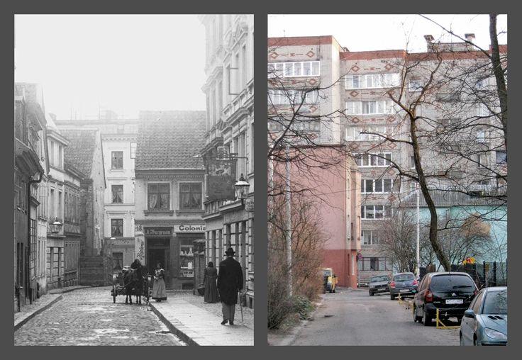 «Кёнигсберг в деталях»: Оберрольберг — улица Коперника