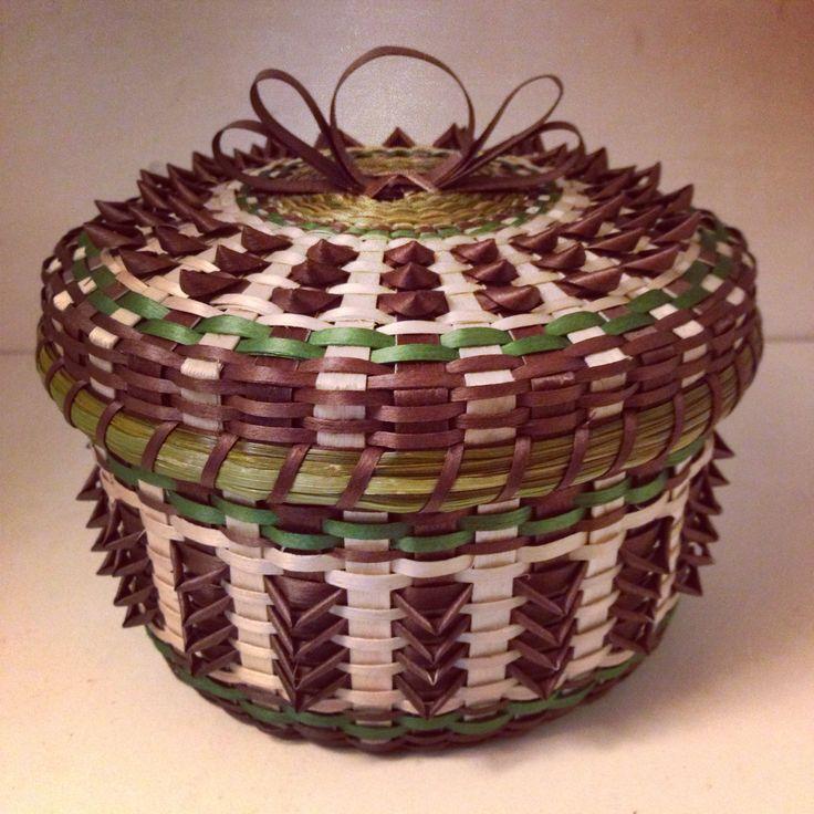 Indian Basket Weaving Kits : Best basket weaving images on baskets