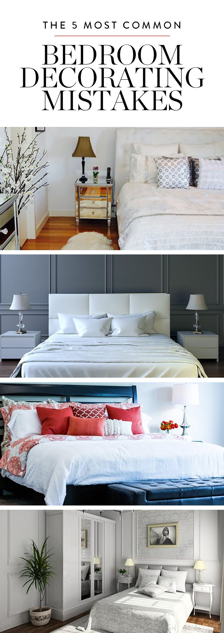Bedding jardin collection bedding collections bed amp bath macy s - The 5 Most Common Bedroom Decorating Mistakes Via Purewow Via Purewow