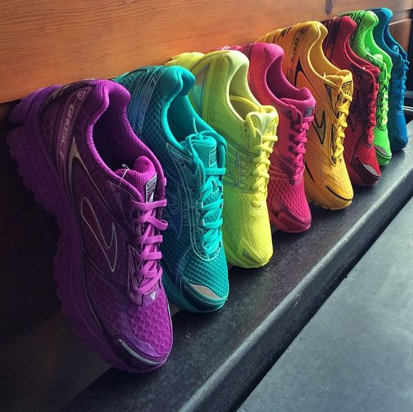 Shop Brooks running shoes!