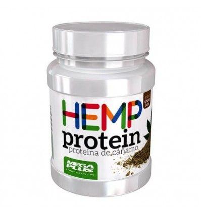 Hemp Protein de Megaplus es un suplemento alimenticio de polvo de cáñamo, gran constructor del musculo, aumenta la energía, fuerza y resistencia. Envío Gratis 24H.