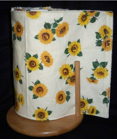DIY: Unpaper Towels are washable and reusable!