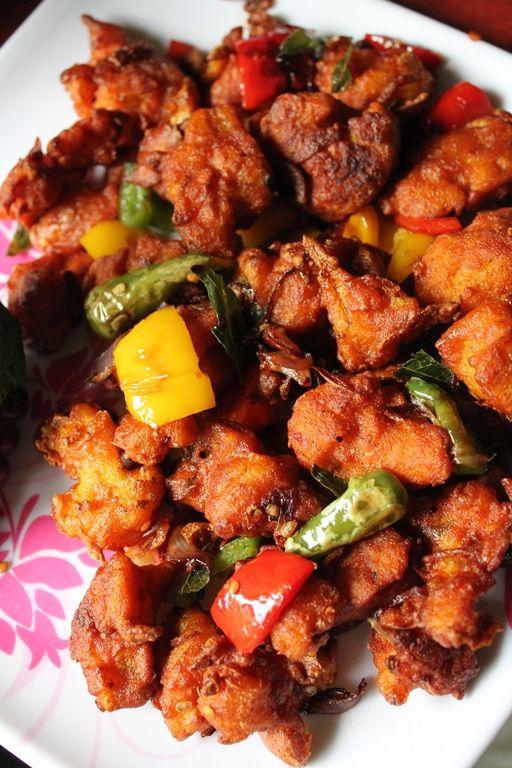 681 best indian starters images on pinterest indian food recipes gobi 65 recipe restaurant style restaurant gobi 65 recipe forumfinder Gallery