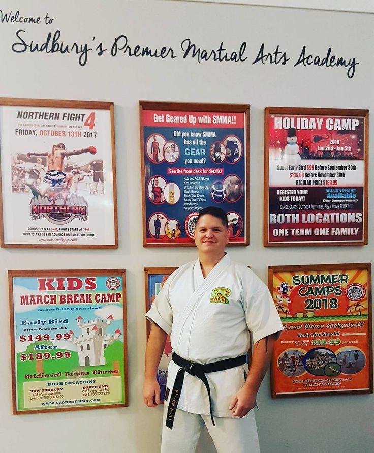Whos ready to gambata tonight in karate!! #sudburymma #mma #karate #oneteam #onefamily #hardwork #grind #bam #learn