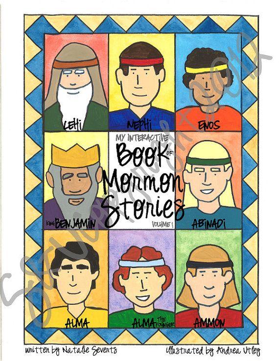 50e404aa46676672d3f36c504a3e31de Mormon Book Of Stories