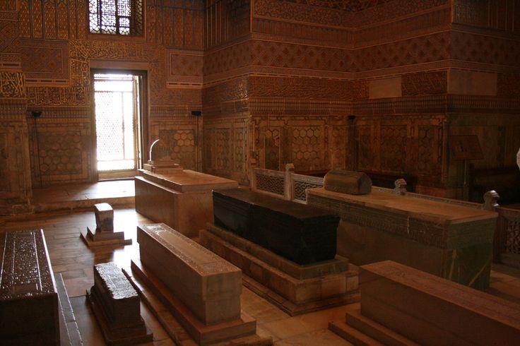 Tamerlane Masouleum Samarkand