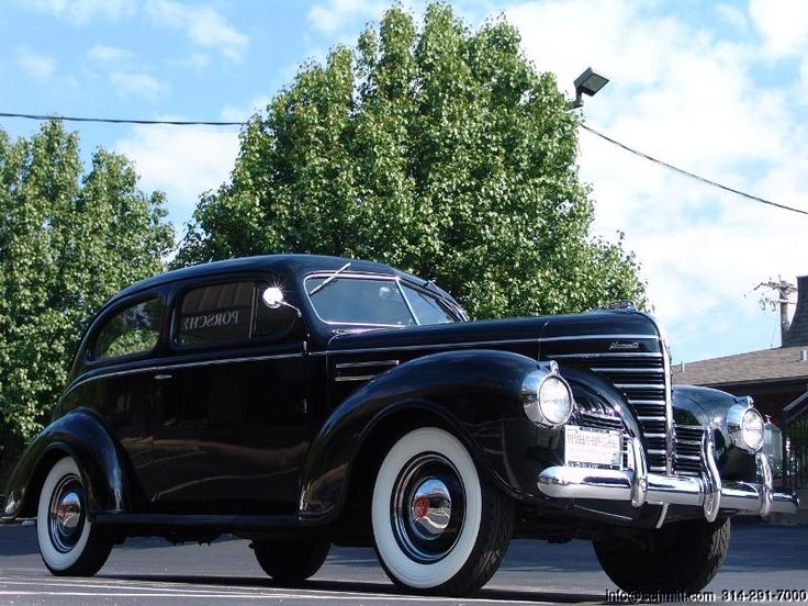 2295 best chrysler corp autos and the competition images for 1939 plymouth 2 door sedan
